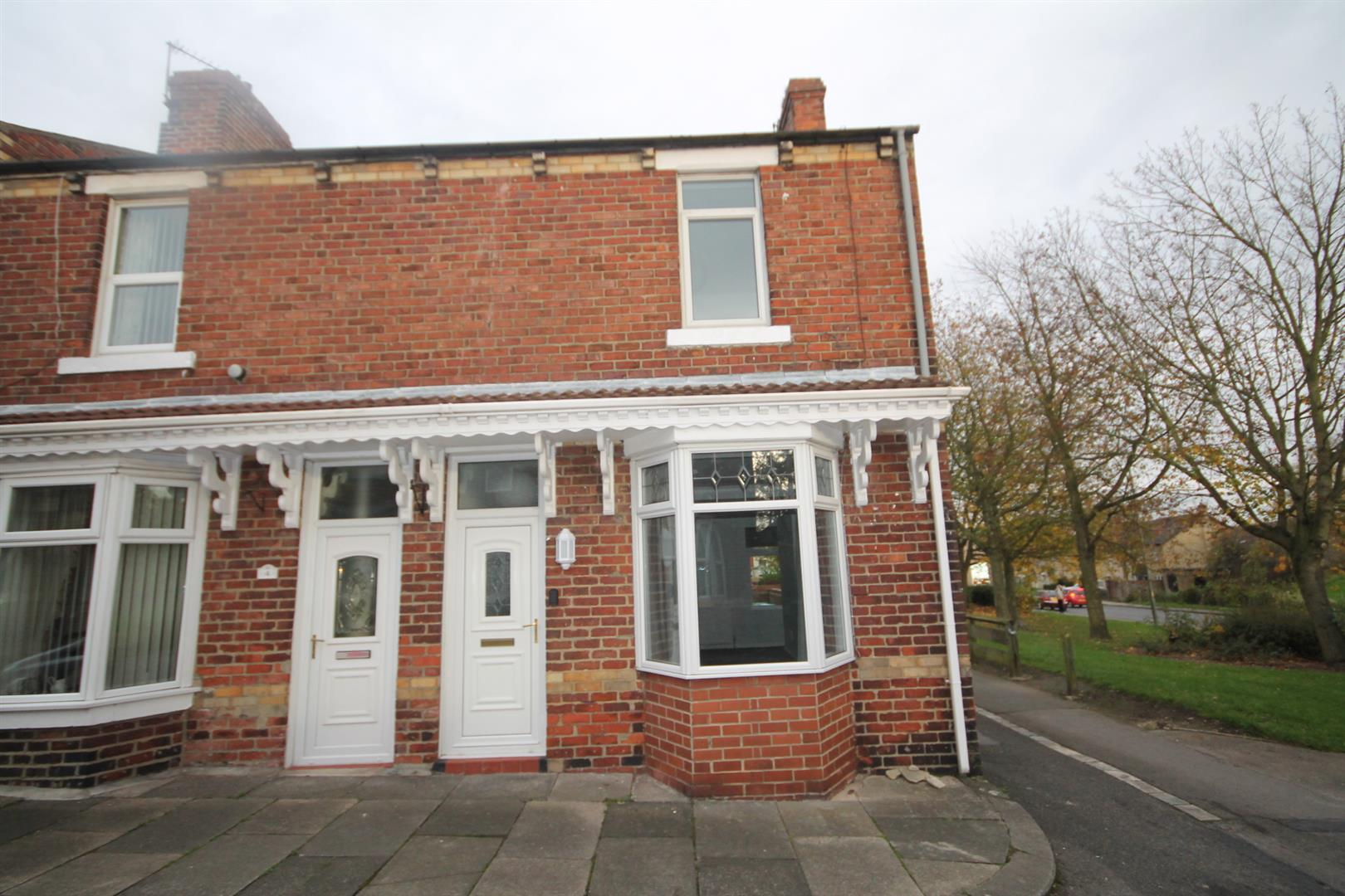 2 Bedrooms End Of Terrace House for sale in Princes Street, Shildon